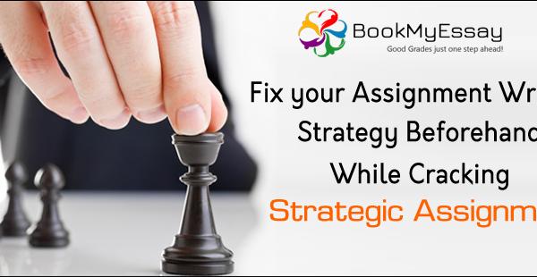 strategic management assignment help