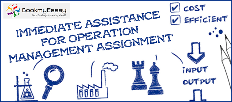 Operation Management Assignment Help