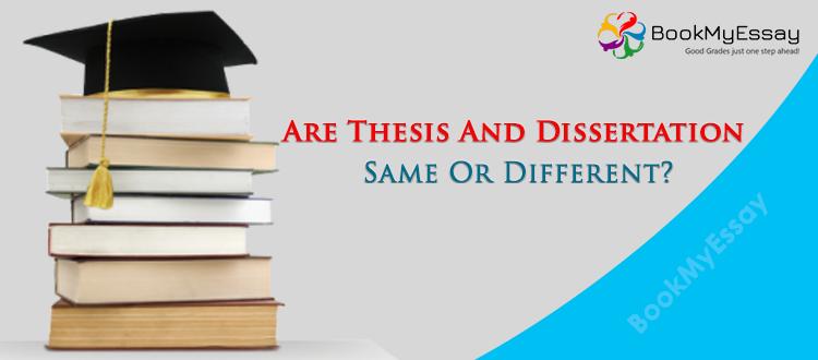 dissertation & thesis help