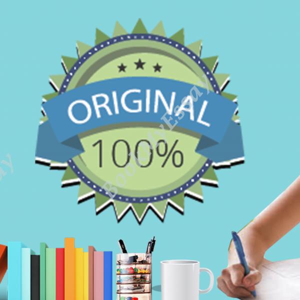 Plagiarism Free Essay Writing Service