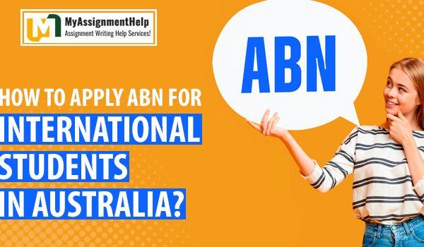 Apply for ABN